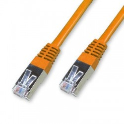Cordon Cat 6 FTP Orange - 0,70 m