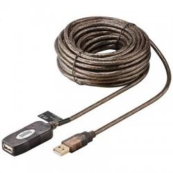 Extension USB 2.0 A-A M/F de 20 m