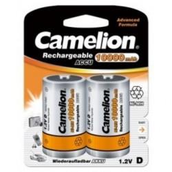 Batteries Ni MH professionnelles LR20 - 1,2 V - 7000 mAh - par 2