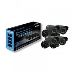 KGUARD - Kit 4 Caméras