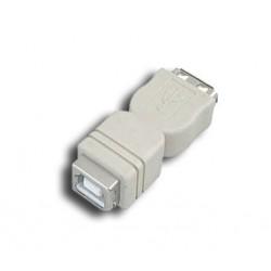 Changeur de genre USB A - F / B - F