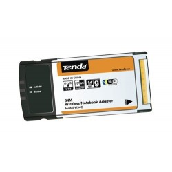 Carte PCMCIA TENDA WIFI 802.11g (54MBPS)