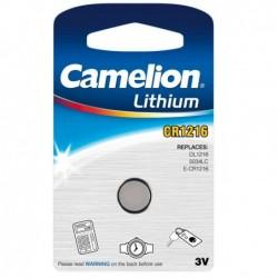 Piles lithium bouton CR 1216