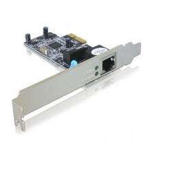 Carte PCI-Express Gigabit - Low profile