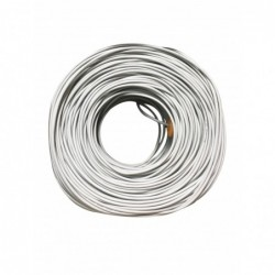 Câble FTP monobrin Cat 5e Gris - 305 m