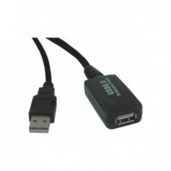 Extension USB 2.0 A-A M/F de 0.20m