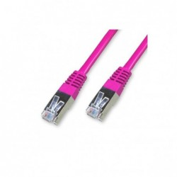 Cordon Cat 6 FTP Rose - 6 m