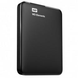 "Disque dur externe WD - 2.5"" - USB 3.0 - 2 To - WDBU6Y0020BBK-EESN"