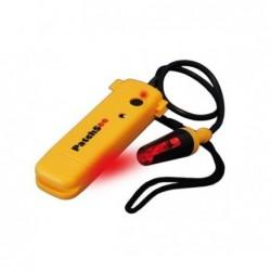Pro-PatchLight Rouge - Injecteur de lumière + chargeur 220V