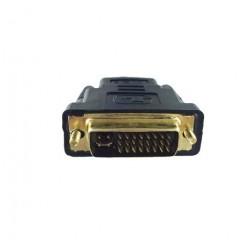 Adaptateur HDMI 19 F / DVI-I (24+5)  M