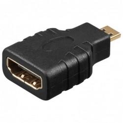 Adaptateur HDMI F vers Micro HDMI M