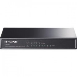 Switch 8 ports 10/100 MBP dont 4 POE TL-SF1008P