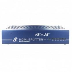 Splitter HDMI 1.4 - 8 ports - 4Kx2K 3D