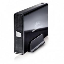 Boitier externe USB 2.0 pour HDD 3.5 SATA, alim fournis