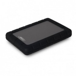 "Boi ext DD 2,5"" SATA USB 3.0 avec revetement silicone anti-choc"