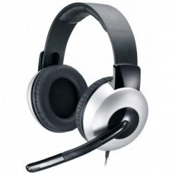 GENIUS - Micro Casque bandeau, Design deluxe, ajustable - HS-05A