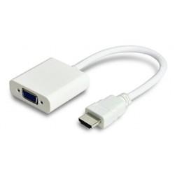 Adaptateur mini-HDMI mâle / VGA femelle - 0,15m