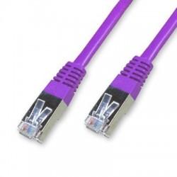 Cordon Cat 5e FTP Violet - 100 m