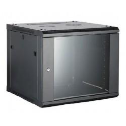 UPTEC - Coffret 19'' 6U 450mm avec panneaux amovibles