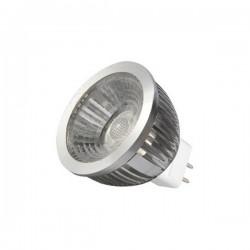 Lampe LED PROLAMP - COB 5W - Gu5.3 - 4500°K - 38°