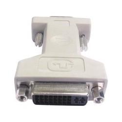 Adaptateur DVI I (24+5) F / HD15 M