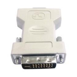 Adaptateur DVI I (24+5) M / HD15 F