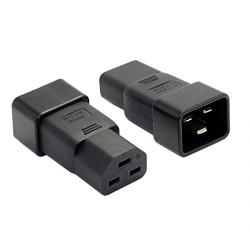 Adaptateur Y C19/C20 monobloc
