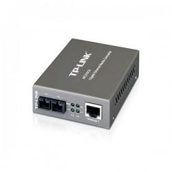 Transceiver RJ45 Gigabit / Fibre Optique monomode SC TP LINK MC210CS