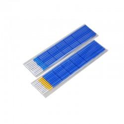 Bâtons de nettoyage pour connecteurs 2,5 mm - lot de 10