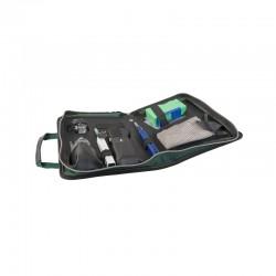 Kit de nettoyage et d'inspection pour fibre optique
