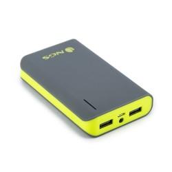 Chargeur universel /powerbank FLUO pour smartphones/tablettes
