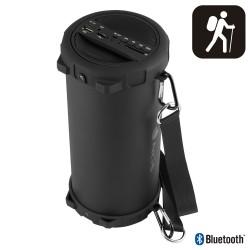 Enceinte Bluetooth 20 W avec entrée SD et aux. Lanière de transport