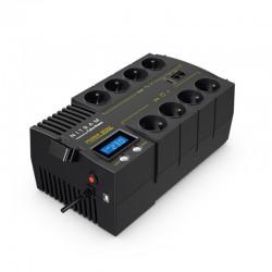 NITRAM -  Onduleur 1000VA 600W - PB1000LCD