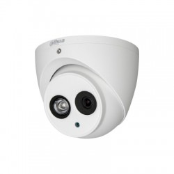 DAHUA - HAC-HDW1220EM-A-0280B - Caméra Eyeball 2MP 0,02lux F3-8 IR50