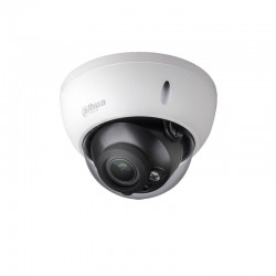 DAHUA - IPC-HDBW2431R-ZS - Caméra dôme 4MP IP H265 IR30 IP67 IK10