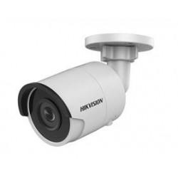 HIKVISION - DS-2CD2045FWD-I - Caméra tube IP PoE 4MP F2.8 IR30 IP67