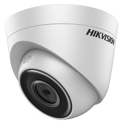 HIKVISION - DS-2CD1323G0-I -Caméra dôme IP PoE 2MP F4 IR30 IP67 WDR