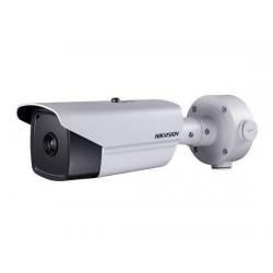 HIKVISION - DS-2TD2136-10 - Caméra Thermique tube 384x288 PoE 3D IP66