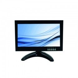 UPTEC VIEW - LCD8HD - Moniteur LCD Full HD 8'' 1080p BNC VGA HDMI