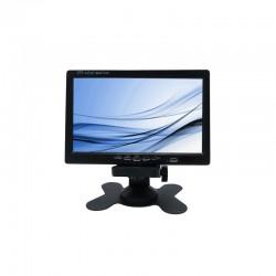 UPTEC VIEW - LCD7HD - Moniteur LCD 7'' 2 entrées AV/BNC