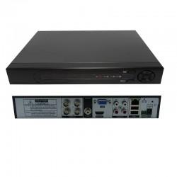 UPTEC VIEW - DVR5104HS4KL Enregistreur HD coax 4 Ch 1U