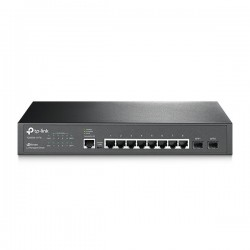 TP-LINK - Switch Jet Stream 8 ports Gigabit + 2 SFP - T2500G-10TS