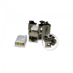 HSD - Connecteur RJ45 sans outils Zamac Cat.6A FTP